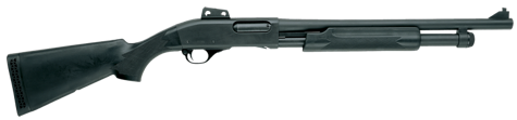 Hawk 12 Gauge Tactical Shotgun